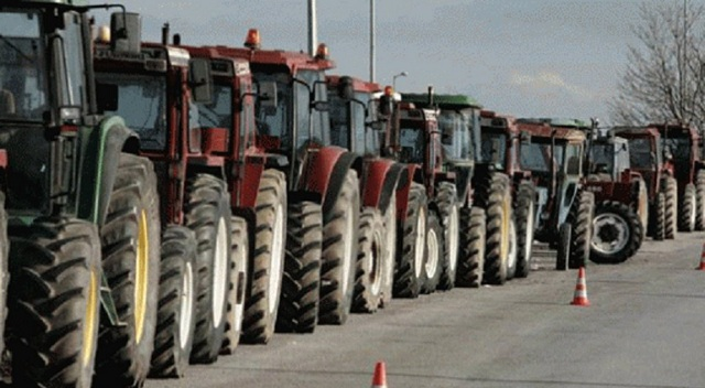 Αγρότες προετοιμάζουν συλλαλητήριο στις 8 Σεπτεμβρίου