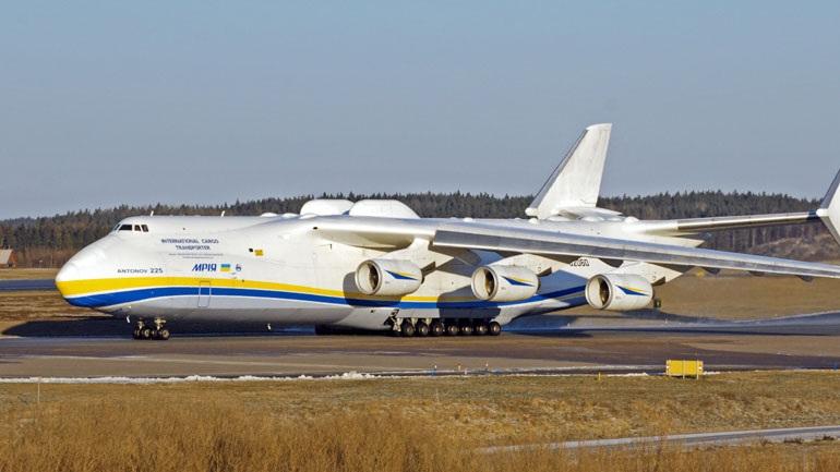 Στο «Ελ. Βενιζέλος» προσγειώθηκε το μεγαλύτερο αεροπλάνο του κόσμου [εικόνες]