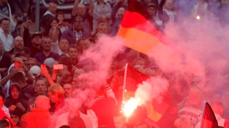 Γερμανία: Το Κέμνιτς στα πρόθυρα νευρικής κρίσης