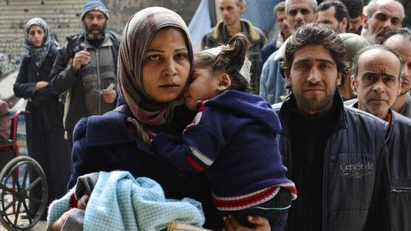 Η Ουάσιγκτον κόβει τη χρηματοδότηση για τους πρόσφυγες της Παλαιστίνης