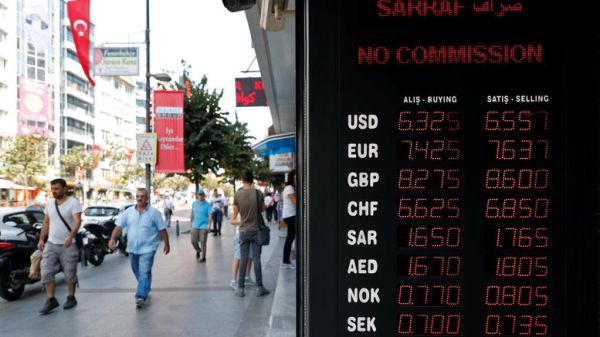 Τουρκία: Αύξησαν κατά 14% το φυσικό αέριο και το ρεύμα