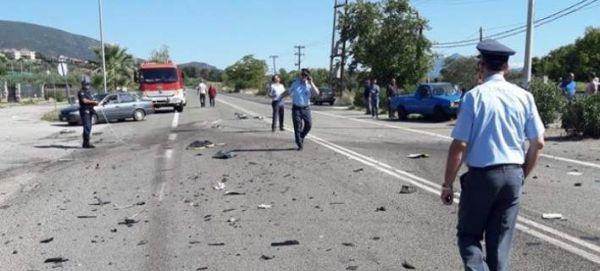Στυλίδα: Νεκρός 26χρονος οδηγός μηχανής μετά από μετωπική με όχημα