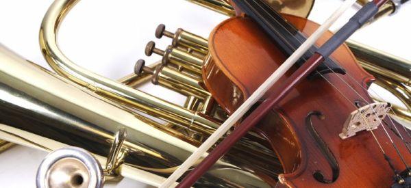 Γνωριμία με τα μουσικά όργανα