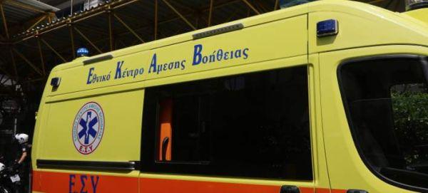 Ναύπακτος: Αυτοκίνητο παρέσυρε και σκότωσε ηλικιωμένη