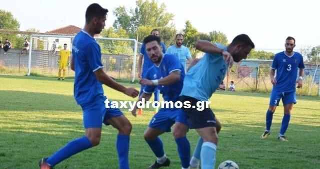 Ισόπαλη σε επεισοδιακό φιλικό η Νίκη Βόλου, 1-1 με ΑΟ Σελλάνων
