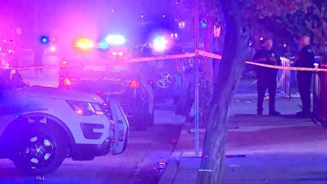 Οκτώ τραυματίες από πυροβολισμούς σε συγκρότημα διαμερισμάτων στο Σαν Μπερναρντίνο