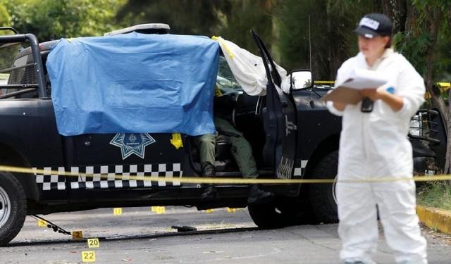Φονική ενέδρα στο Μεξικό: Εκτέλεσαν τέσσερις αστυνομικούς