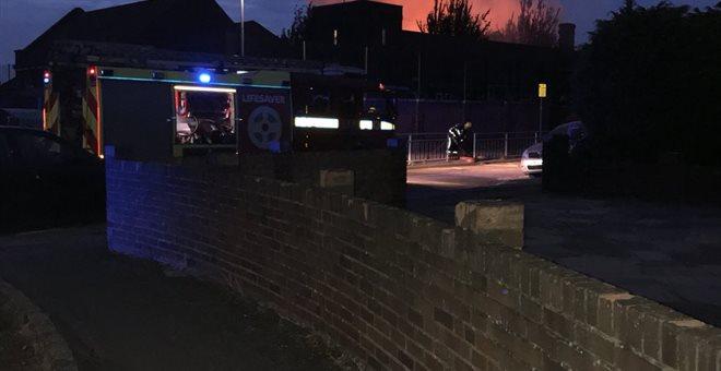 Λονδίνο: Μεγάλη κινητοποίηση της Πυροσβεστικής λόγω φωτιάς σε σχολείο