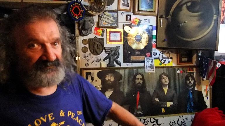 Πέθανε ο ιδρυτής του μουσείου των Beatles στην Αγία Πετρούπολη, Νικολάι Βάσιν