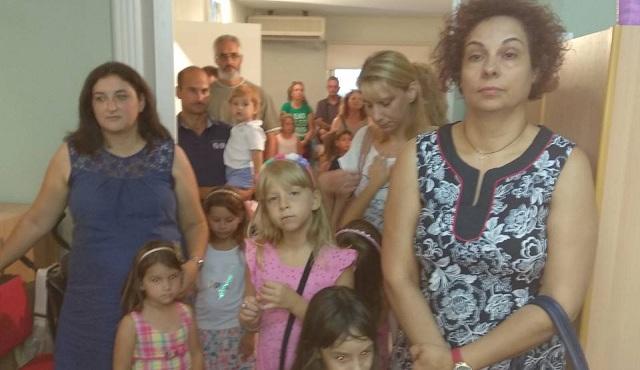 Εκδήλωση για τα «πρωτάκια» πολύτεκνων οικογενειών