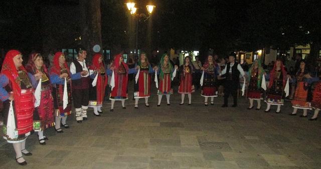 Εγγραφές στα χορευτικά τμήματα του Συλλόγου Ανατολικής Ρωμυλίας