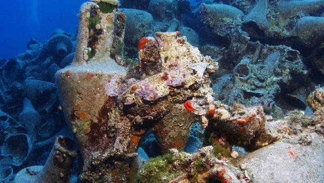 «Ανοίγουν» τέσσερα ναυάγια στην Αλόννησο