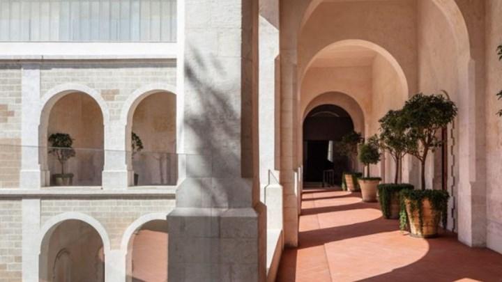 Μοναστήρι μετατράπηκε σε πολυτελές ξενοδοχείο - ΦΩΤΟ