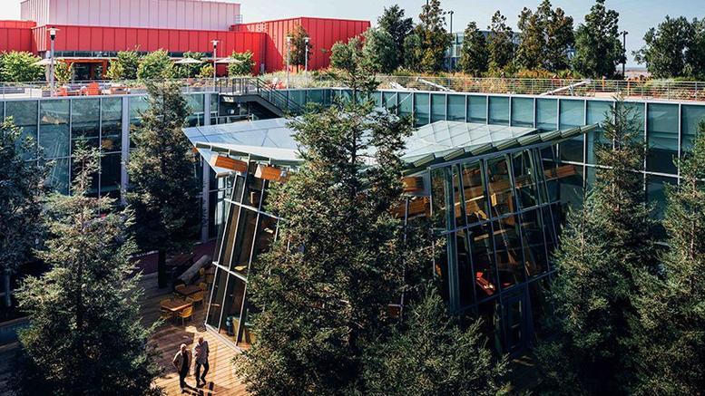 Αυτά είναι τα νέα κτίρια και οι κήποι της Facebook [photos]