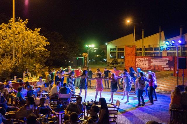 Φεστιβάλ από το ΚΚΕ και την ΚΝΕ στον Βόλο