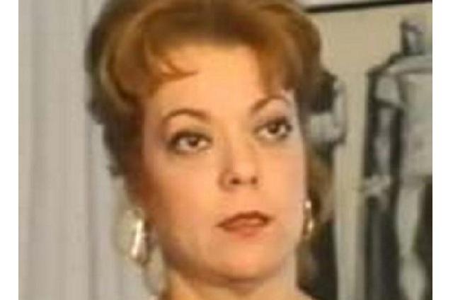 Πέθανε η ηθοποιός Μαρίνα Πεφάνη