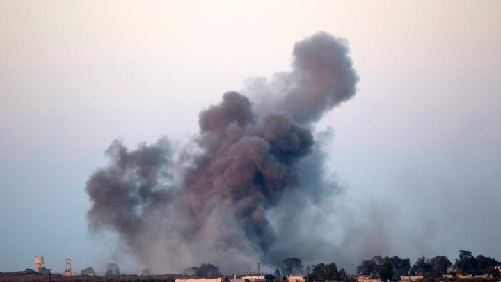 ΗΠΑ: «Στοιχεία» ότι η Δαμασκός ετοιμάζει χημική επίθεση στην Ιντλίμπ