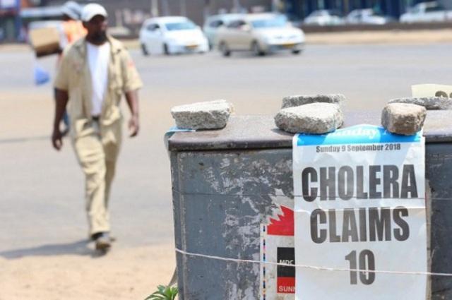 Ζιμπάμπουε: Δέκα νεκροί από ξέσπασμα επιδημίας χολέρας -Μολύνθηκε πηγή νερού