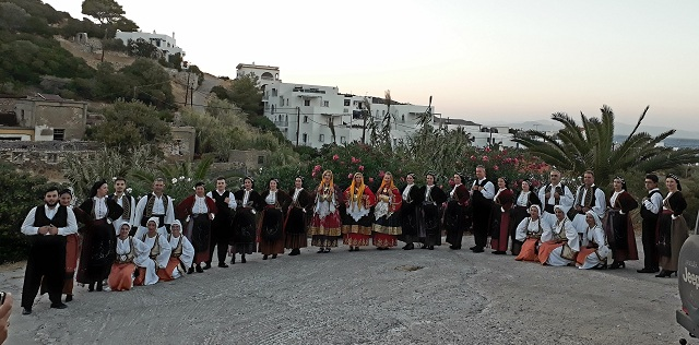Εναρξη χορευτικής περιόδου από τον Πολιτιστικό Σύλλογο Κεραμιδίου