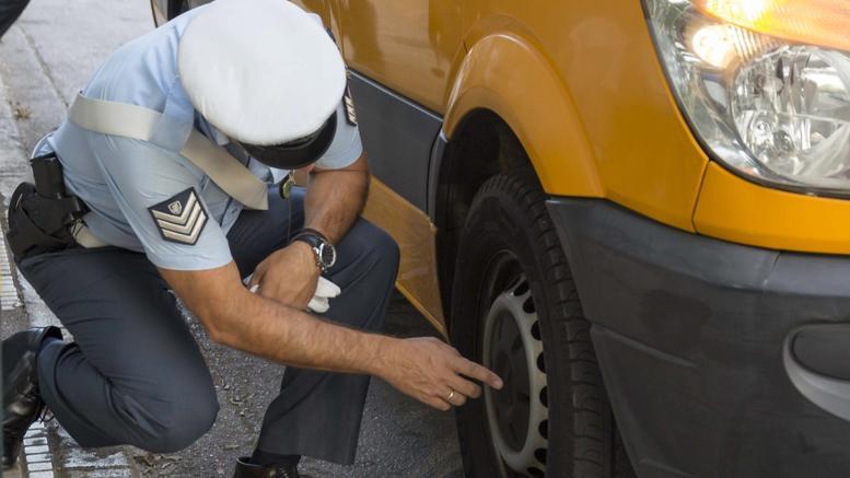 122 παραβάσεις από σχολικά λεωφορεία με την έναρξη της νέας χρονιάς