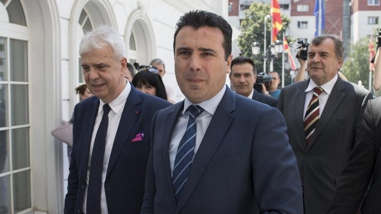 Ζάεφ: Είμαστε Μακεδόνες με μακεδονική γλώσσα