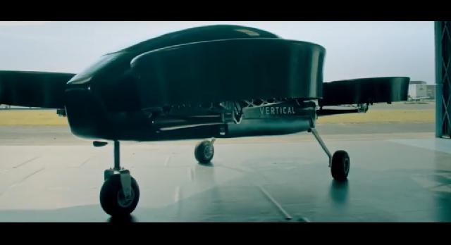 Το 2022 τα πρώτα ιπτάμενα ταξί στον ουρανό της Βρετανίας [βίντεο]