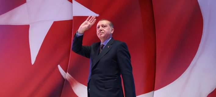 Ο Ερντογάν διόρισε τον εαυτό του πρόεδρο του Ταμείου Διαχείρισης Πλούτου
