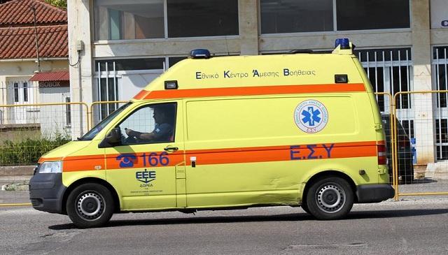 15χρονος ακρωτηριάστηκε από μηχανή του κιμά στον Πύργο