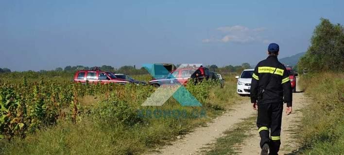 Drone του στρατού κατέπεσε στη Ροδόπη. Αποκλείστηκε η περιοχή