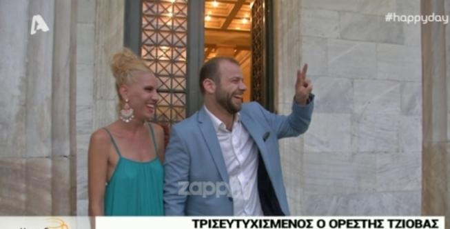 Ο γάμος στο Δημαρχείο της Αθήνας που αιφνιδίασε πολλούς