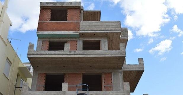 Σημάδια ανάκαμψης στην οικοδομή: 407 άδειες το πρώτο εξάμηνο στη Θεσσαλία