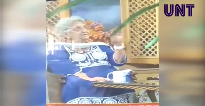 Ινδία: Γυναίκα πέθανε στον τηλεοπτικό αέρα [Video]