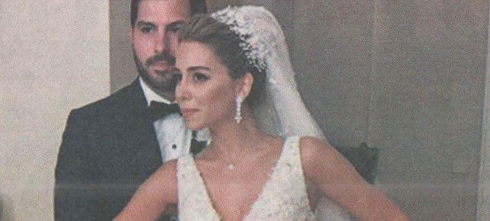 Παντρεύτηκε η βασίλισσα των κλιματιστικών: Λαμπερός γάμος στη Βάρκιζα [εικόνες]