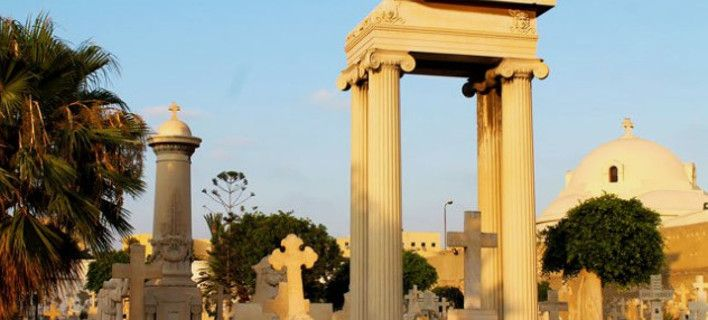 Αίγυπτος: Στις 28 Οκτωβρίου τα θυρανοίξια του ναού της Θεοτόκου στα Ελληνικά Κοιμητήρια