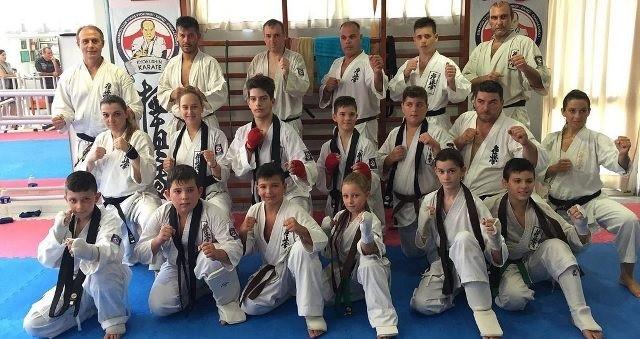 Νέα αγωνιστική περίοδος στον Σύλλογο Kyokushinkai Karate Βόλου του I. Στεφάνου