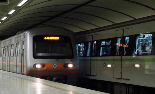 Διακοπή δρομολογίων στη γραμμή 2 του Μετρό –Άνθρωπος έπεσε στις γραμμές