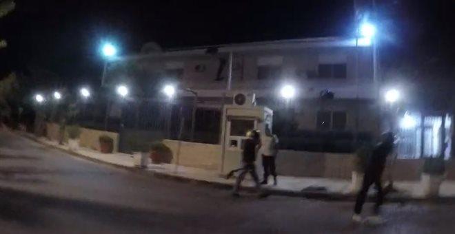 ΕΔΕ για τον φρουρό της πρεσβείας του Ιράν κατά την επίθεση του Ρουβίκωνα