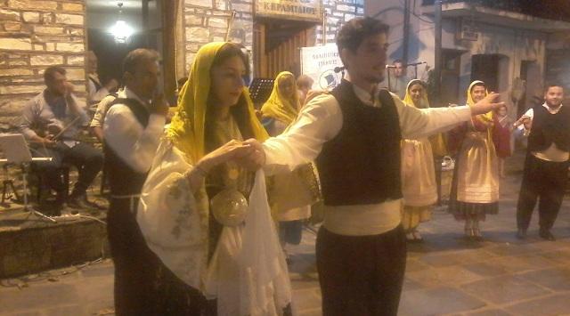 Εναρξη της νέας χορευτικής περιόδου του Πολιτιστικού Συλλόγου Κεραμιδίου
