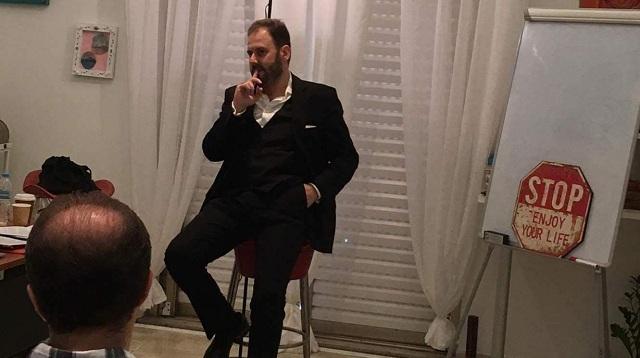 Στέφανος Βαούτης: «Μπορούμε να βελτιώσουμε τη ζωή μας»