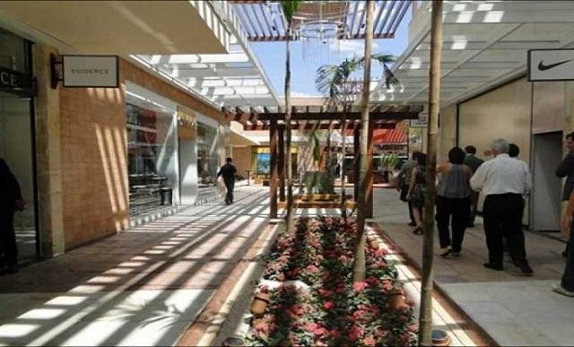 Τεχνική έκθεση για το κέντρο εμπορίου Αλμυρού