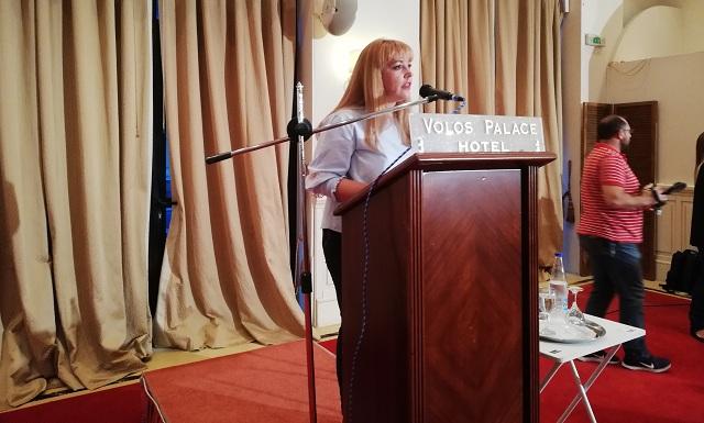 Νάνσυ Καπούλα: Δεν είμαστε περαστικοί από τον Βόλο