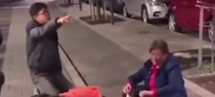 Διπλωματικό επεισόδιο μεταξύ Κίνας και Σουηδίας: Πέταξαν τουρίστες από ξενοδοχείο, οδύρονταν στο πεζοδρόμιο [βίντεο]