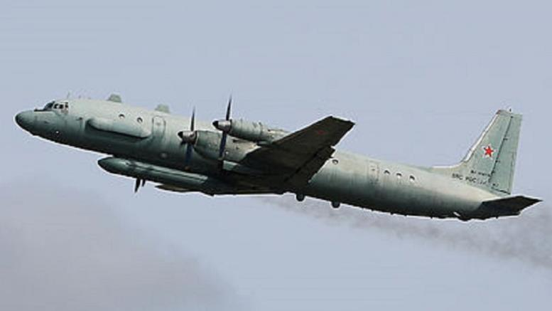 Αγνοείται ρωσικό αεροσκάφος με 14μελές πλήρωμα στη Μεσόγειο