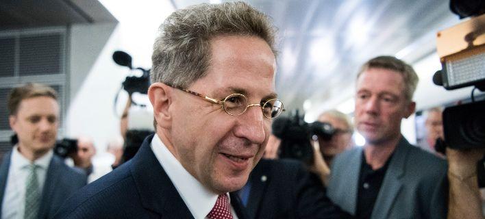 Γερμανία: Απομακρύνθηκε ο επικεφαλής της υπηρεσίας εσωτερικής ασφάλειας