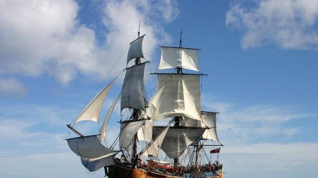 Αρχαιολόγοι ίσως βρήκαν το θρυλικό πλοίο «HMS Endeavour» του Τζέιμς Κουκ