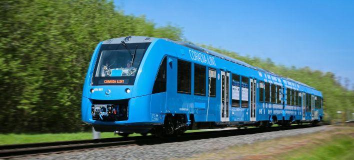 «Πρεμιέρα» για τα πρώτα τρένα στον κόσμο που κινούνται με υδρογόνο