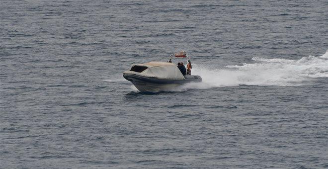 Δεξαμενόπλοιο με χίλιους τόνους καυσίμων προσάραξε σε αβαθή στην Μήλο