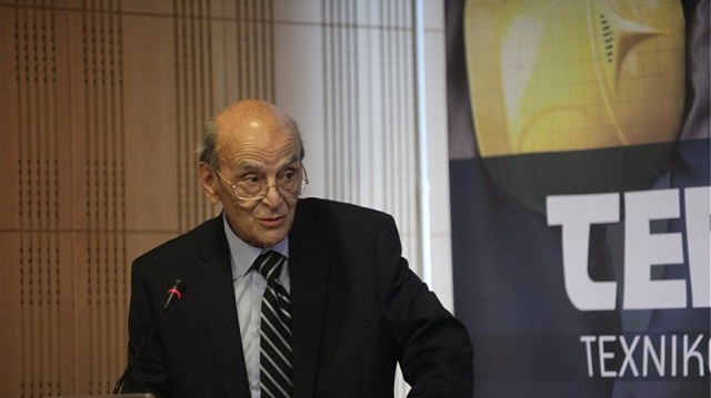 Απεβίωσε ο Μωυσής Κωνσταντίνης, πρώην πρόεδρος του Κεντρικού Ισραηλιτικού Συμβουλίου