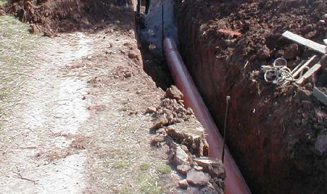 ΔΕΥΑΜΒ: Σύντομα ξεκινά η κατασκευή νέου αγωγού λυμάτων στη Λαρίσης