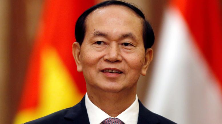 Απεβίωσε στα 61 του ο πρόεδρος του Βιετνάμ